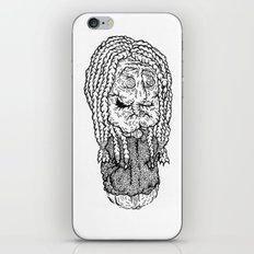 Bach is dead iPhone & iPod Skin