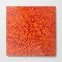 orange red flow by hennigdesign