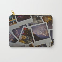Pile of Polaroids Carry-All Pouch