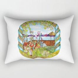 summer 2 Rectangular Pillow