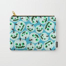 Blue Pumpkins Carry-All Pouch