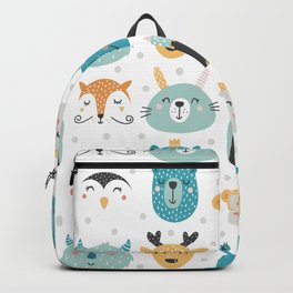 Nursery bundle cute animals Backpack
