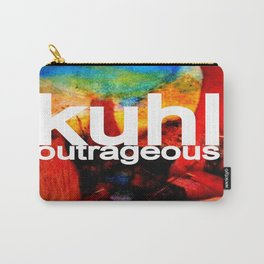 Kuhl's Circus Of Outrageous Album Cover Carry-All Pouch
