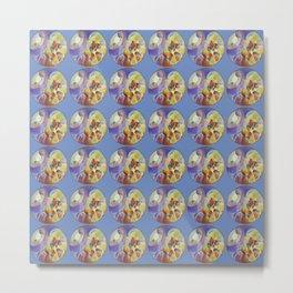 "Robert Delaunay ""Simultaneous contrasts sun and moon"" Metal Print"