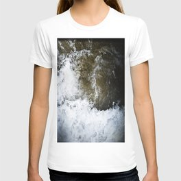 swallowed in the sea part 2 T-shirt