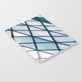 Diamonds and Triangles Notebook