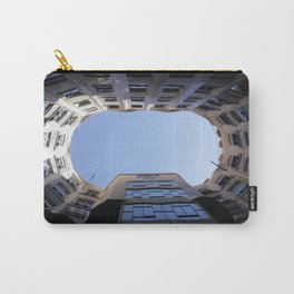 Barcelona Photography - Casa Mila La Pedrera Carry-All Pouch