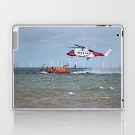 Rhyl Air Sea Rescue Laptop & iPad Skin