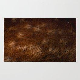 Deer Fur Rug