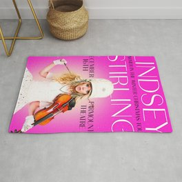 LINDSEY STIRLING WARMER IN THE WINTER CHRISTMAS TOUR DATES 2019 MAWAR Rug