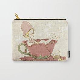 Tea Bath Carry-All Pouch