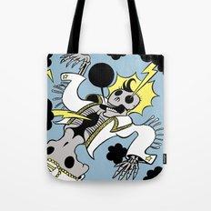 ElectricElvis Tote Bag
