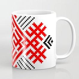 Rodimich - Antlers - Slavic Symbol #1 Coffee Mug