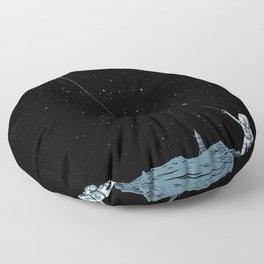 Satellite Kite Floor Pillow