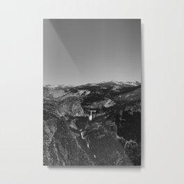 Glacier Point, Yosemite National Park III Metal Print