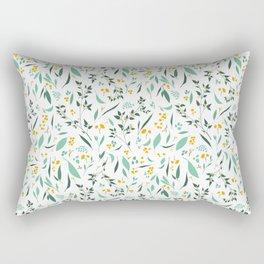 Olive tree Rectangular Pillow