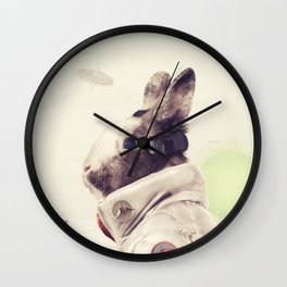 Star Team - Peppy Wall Clock