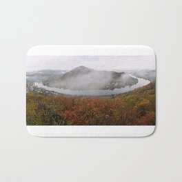 Elbe valley from Mlynaruv kamen prospect Bath Mat