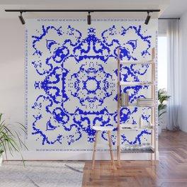 CA Fantasy Blue series #2 Wall Mural