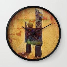 Husar Wall Clock