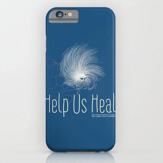Help Us Heal - Hurricane Sandy Relief iPhone & iPod Case