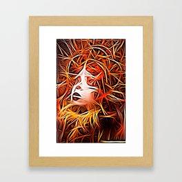 A Clean Escape Framed Art Print