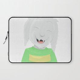 Asriel's happiness Laptop Sleeve