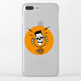 Need a doctor Clear iPhone Case