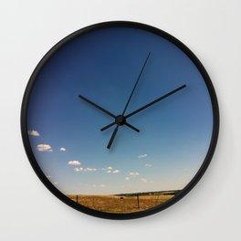 Colorado, 1 Wall Clock