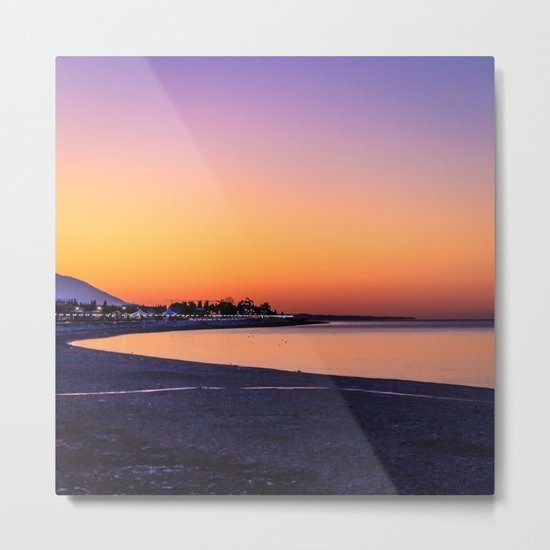 It's a new day Metal Print