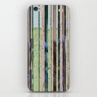 oregon iPhone & iPod Skins featuring Oregon Oregon by Milo Violet