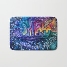 Chicago Bubbles Bath Mat