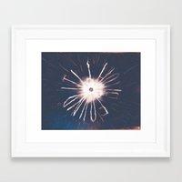 california Framed Art Prints featuring California by Richard Perez