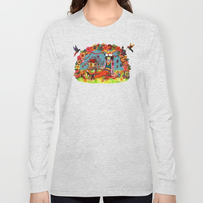 Hideaway Love Long Sleeve T-shirt