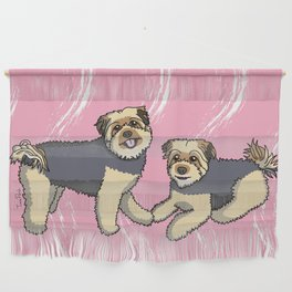 Pip and Maddie Wall Hanging