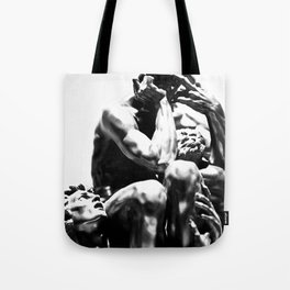 NO Mercy for the Weak Tote Bag
