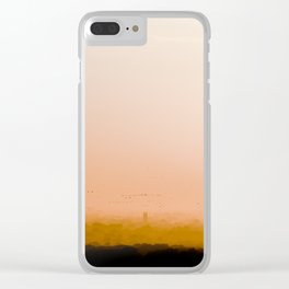 The Old City Clear iPhone Case