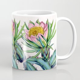 Blooming cactus Coffee Mug