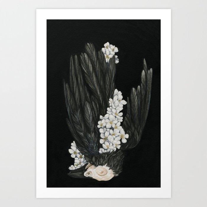 From Darkness Art Print