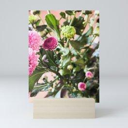 Flowers for Shabbat Mini Art Print
