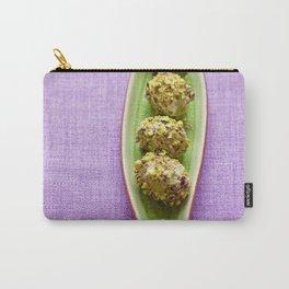 Pistachio Appetizer Carry-All Pouch