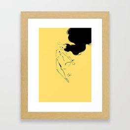 LEVITATE 2 Framed Art Print