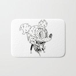 Zombie Mickey Bath Mat