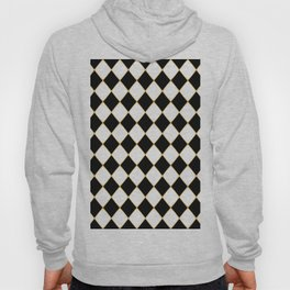 Chess board with golden threads Hoody