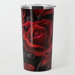 Bugs and Roses Travel Mug