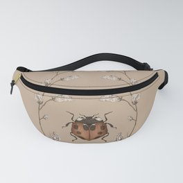 The Ladybug and Sweet Pea Fanny Pack