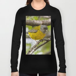 Bird Life In Patagonia. Long Sleeve T-shirt