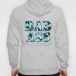 Bad Ass Aqua Hoody