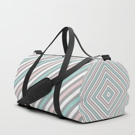 INFINITE LINES (abstract pattern) Duffle Bag