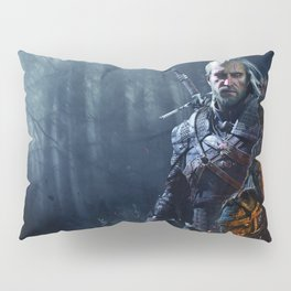 The Witcher - Geralt of Rivia Pillow Sham